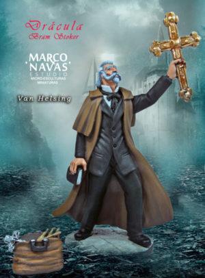 Van Helsing Figurine