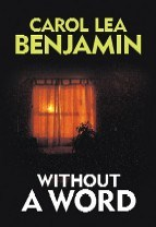 Without a Word by Carol Lea Benjamin (Large Print)