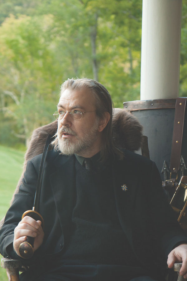 Interview with Caleb Carr