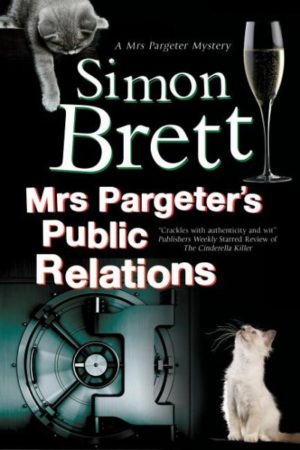Mrs. Pargeter's Public Relations by Simon Brett