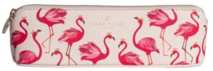 Sara Miller Pencil Case Flamingo