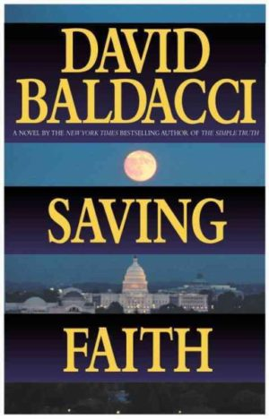 Saving Faith by David Baldacci (Hardcover)