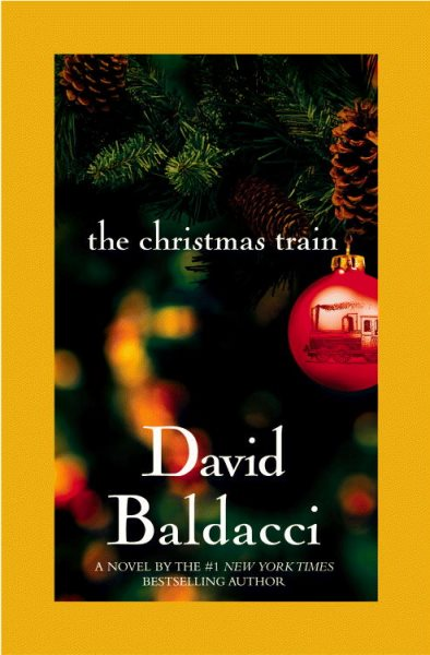 The Christmas Train by David Baldacci (Hardcover)