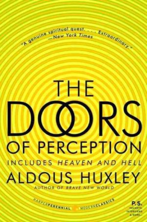 The Doors of Perception & Heaven and Hell by Aldous Huxley (paperback)