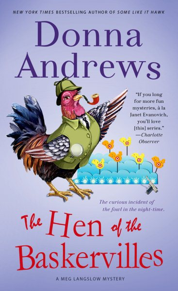 The Hen of the Baskervilles by Donna Andrews