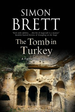 The Tomb in Turkey by Simon Brett