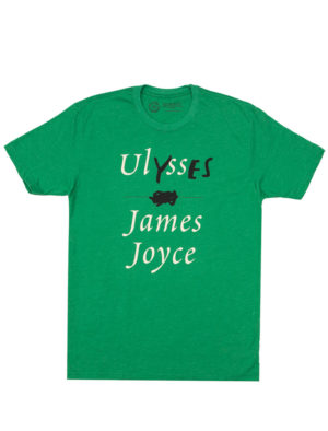 ULYSSES T-SHIRT (UNISEX)