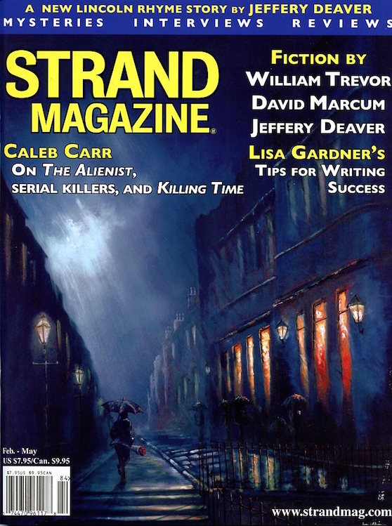 The Strand Magazine Issue 54