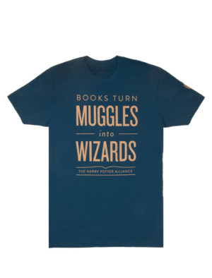 Limited Edition Pre Order BOOKS TURN MUGGLES INTO WIZARDS Men's T-Shirt (Green)