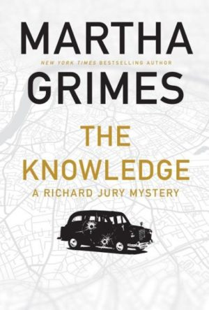 The Knowledge by Martha Grimes (Hardcover)