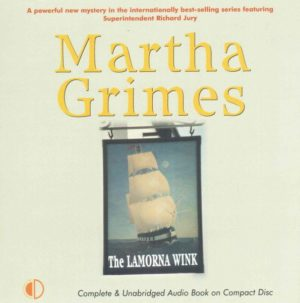 The Lamorna Wink: Library Edition by Martha Grimes (Compact Disc)
