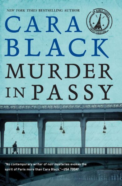 Murder in Passy by Cara Black