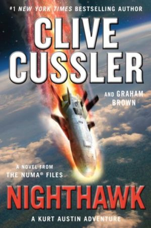 Nighthawk by Clive Cussler (hardcover)