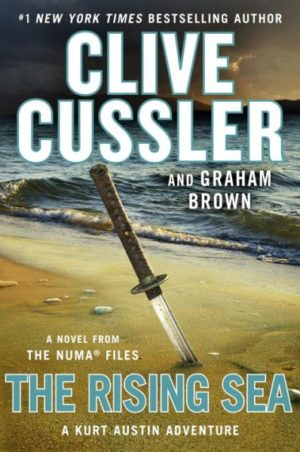 The Rising Sea by Clive Cussler (hardcover)