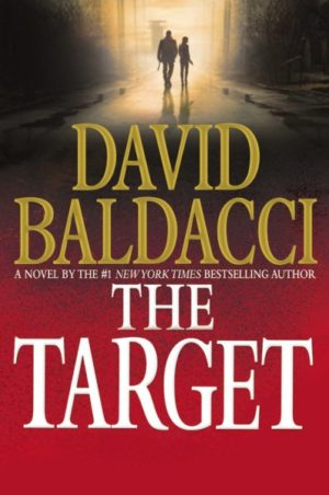 The Target by David Baldacci (Hardcover)