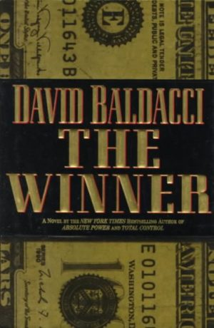 The Winner by David Baldacci (Hardcover)