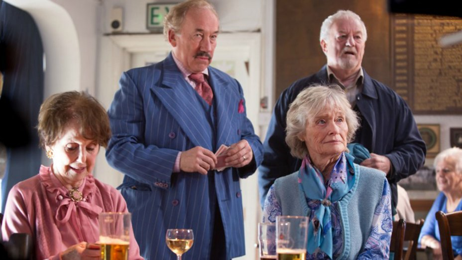 DVD Review– Going in Style and Golden Years