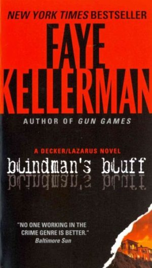 Blindman's Bluff by Faye Kellerman (paperback)