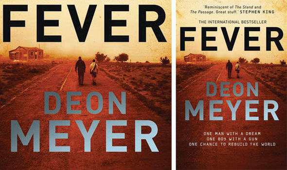 Fever By Deon Meyer.  Translated by K.L. Seefers