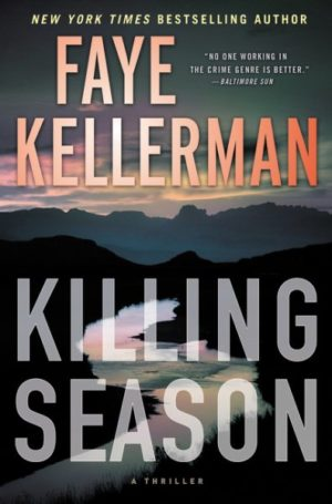 Killing Season by Faye Kellerman (hardcover)