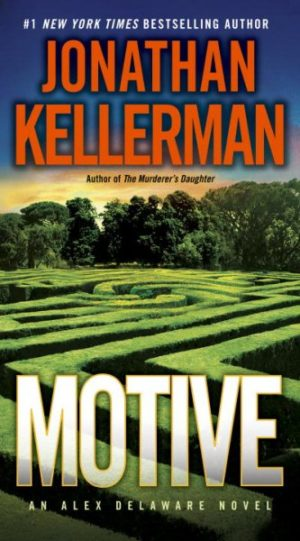 Motive by Jonathan Kellerman (paperback)