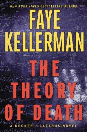 The Theory of Death by Faye Kellerman (hardcover)