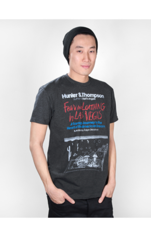 FEAR AND LOATHING IN LAS VEGAS - BLACK (Unisex T-Shirt)