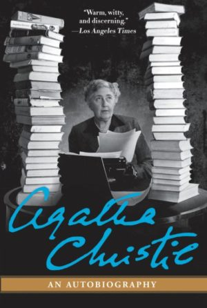 An Autobiography by Agatha Christie (paperback)