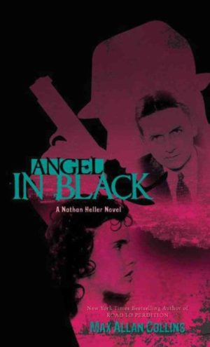 Angel in Black by Max Allan Collins (paperback)