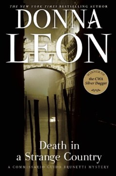 Death in a Strange Country: A Commissario Guido Brunetti Mystery by Donna Leon