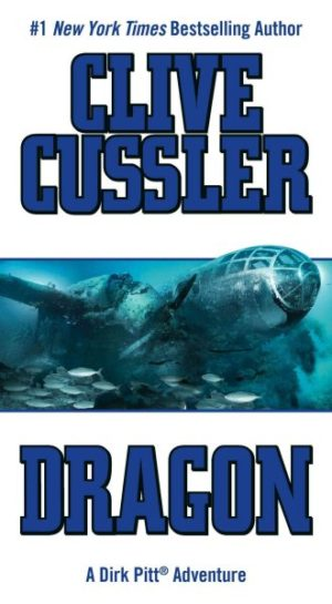 Dragon by Clive Cussler (paperback)
