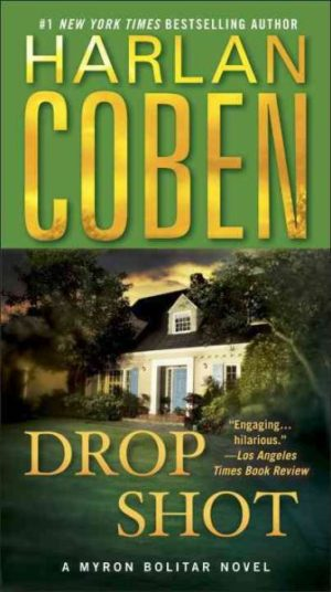 Drop Shot by Harlan Coben (paperback)