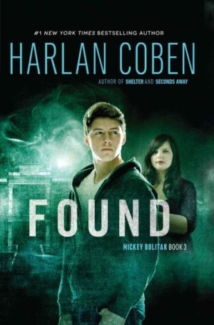 Found by Harlan Coben (hardcover)