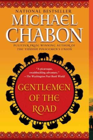 Gentlemen of the Road by Michael Chabon (paperback)
