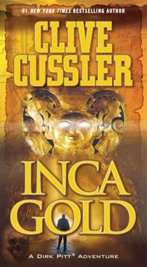 Inca Gold by Clive Cussler (paperback)