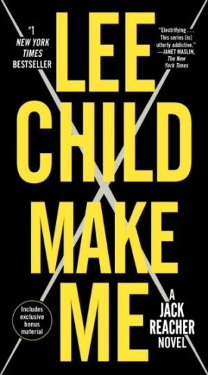Make Me by Lee Child (paperback)