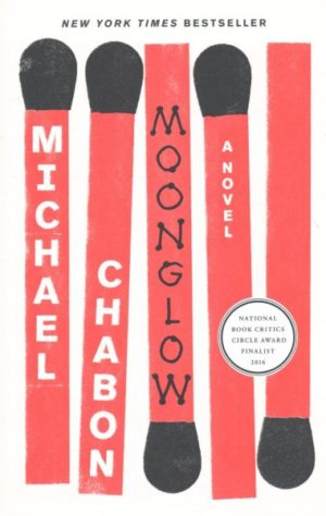 Moonglow by Michael Chabon (paperback)