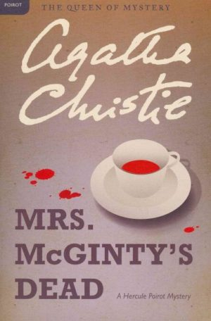 Mrs. Mcginty's Dead: A Hercule Poirot Mystery by Agatha Christie (paperback)