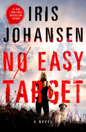 No Easy Target by Iris Johansen (Hardcover)