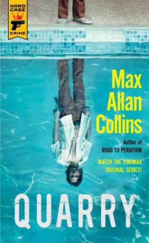 Quarry by Max Allan Collins (paperback)