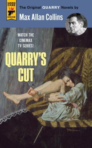 Quarry's Cut by Max Allan Collins (paperback)