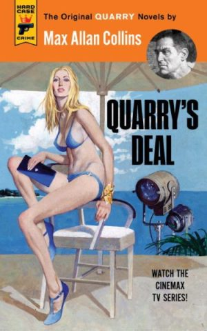 Quarry's Deal by Max Allan Collins (paperback)