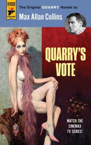 Quarry's Vote by Max Allan Collins (paperback)
