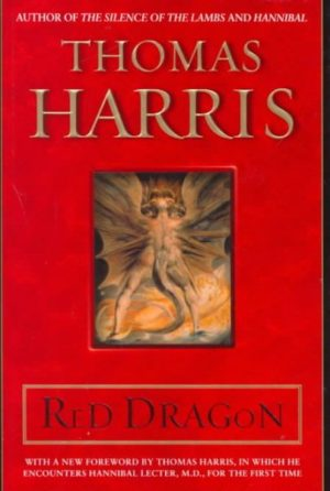 Red Dragon by Thomas Harris (hardcover)