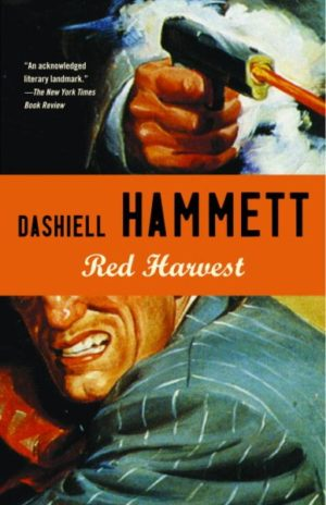 Red Harvest by Dashiell Hammett (paperback)