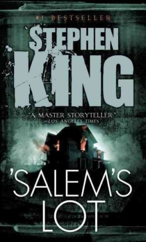 Salem's Lot by Stephen King (paperback)