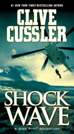 Shock Wave by Clive Cussler (paperback)