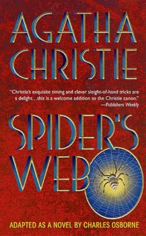 Spider's Web by Agatha Christie (paperback)