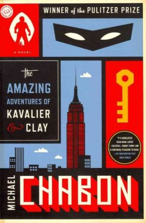 The Amazing Adventures of Kavalier & Clay by Michael Chabon (paperback)