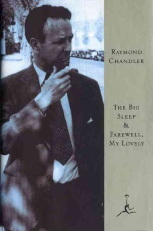 The Big Sleep & Farewell My Lovely by Raymond Chandler (hardcover)